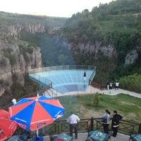 Photo taken at Kristal Teras Cafe by Yasemin Gündoğdu ®. on 5/4/2013