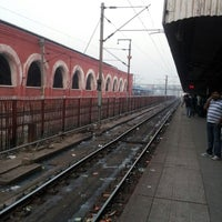Photo taken at Ghaziabad Railway Station by Clinton B. on 10/24/2012