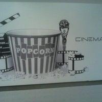 Photo taken at Cinemarine by Ayşe Gizem G. on 2/14/2013