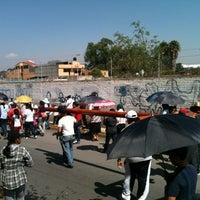 Photo taken at Cuautlalpan Centro by Daniel S. on 3/29/2013