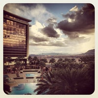 Photo taken at Red Rock Casino Resort & Spa by Greg U. on 2/9/2013