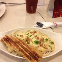 Photo taken at Kenny Rogers Roasters by Katharina M. on 11/9/2012