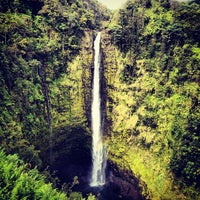 Photo taken at Akaka Falls State Park by Valter F. on 3/22/2013