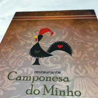 Photo taken at Camponesa do Minho by Vanessa B. on 2/16/2013
