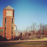 Photo taken at University of North Carolina at Charlotte by Sydney S. on 12/13/2012