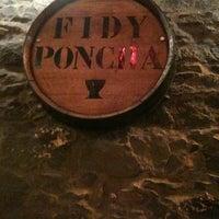 Photo taken at Fidy Poncha by Sofia V. on 7/12/2013