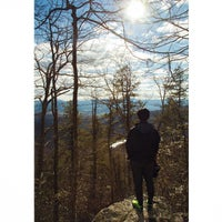 Photo taken at Massanutten Scenic Outlook by Cesar A. on 12/25/2014
