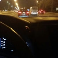 Photo taken at Malik Fahad Road by meshal-essa on 3/14/2014