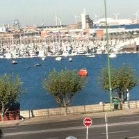 Photo taken at Muelle Cruceros de Getxo by Harry R. on 10/30/2012