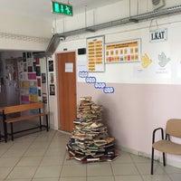 Photo taken at Zeynep Kamil Anadolu Sağlık Meslek Lisesi by Maide U. on 12/23/2017