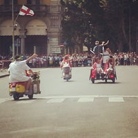 Foto scattata a Piazza Garibaldi da Manuela R. il 7/14/2013