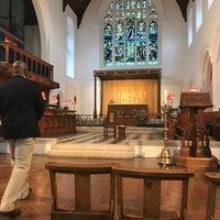 Photo taken at All Saints Church by Gordon C. on 1/15/2017