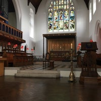 Photo taken at All Saints Church by Gordon C. on 7/17/2016