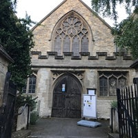 Photo taken at St Peter's Church by Gordon C. on 6/4/2017