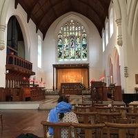 Photo taken at All Saints Church by Gordon C. on 11/16/2014