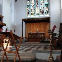 Photo taken at All Saints Church by Gordon C. on 8/20/2017