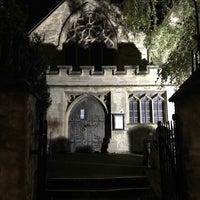 Photo taken at St Peter's Church by Gordon C. on 10/29/2017