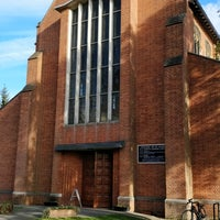Photo taken at All Saints Church by Gordon C. on 11/19/2017