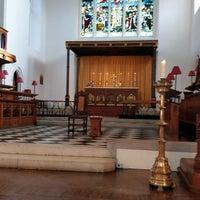 Photo taken at All Saints Church by Gordon C. on 9/24/2017