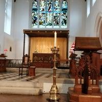 Photo taken at All Saints Church by Gordon C. on 10/15/2017