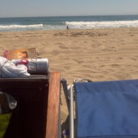 Photo taken at Lifeguard Tower 61 by Dameon W. on 5/13/2013
