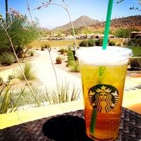 Photo taken at Starbucks by JW Marriott Tucson S. on 6/10/2013