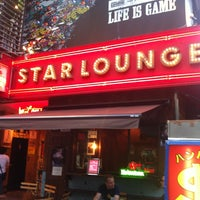 Photo taken at Star Lounge by disco on 7/21/2013