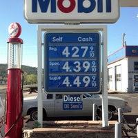 Photo taken at Exxon/ Mobil by Niko L. on 5/24/2013