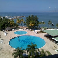 Photo taken at Hotel Venetur Puerto La Cruz by Génesis M. on 11/23/2015
