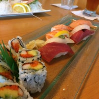 Photo taken at Noku Sushi by Casey H. on 4/3/2015