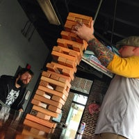 Photo taken at Brick House Tavern + Tap by Jesse W. on 4/16/2013