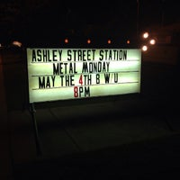 Photo taken at Ashley Street Station by Jesse W. on 5/5/2015