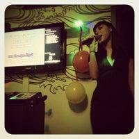 Photo taken at Voicebox Karaoke - NW Portland by john c. w. on 4/5/2013