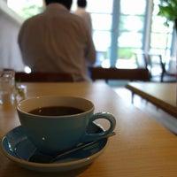 Photo taken at himachi cafe&dining by MEIZA on 9/5/2014