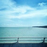 Photo taken at Malaysia - Singapore Border by JOE M. on 5/2/2013