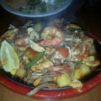 Photo taken at Las Frescas Mexican Grill by Sherry H. on 12/30/2012