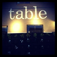 Photo taken at Table by Rose T. on 4/14/2013