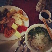 Photo taken at Sapa Lotus Restaurant by JiNa K. on 9/26/2013