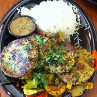 Photo taken at Tarka Indian Kitchen by Sowmya C. on 2/3/2013