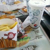Foto tomada en Burger King por Diego R. el 1/19/2013