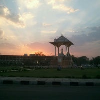 Photo taken at Statue Circle by Abbas R. on 10/4/2013