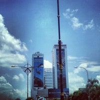 Photo taken at Selesa Hotel Johor Bahru by Mark Edwards C. on 3/15/2013