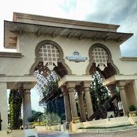 Photo taken at Pejabat Tanah Daerah Johor Bahru by Mark Edwards C. on 9/27/2013