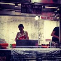 Photo taken at Jalan Harimau Back Lane behind Standard Chartered by Mark Edwards C. on 7/17/2013