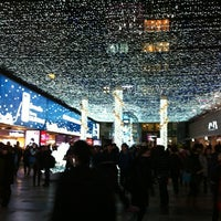 Photo taken at Starfield COEX Mall by Phil G. on 12/24/2012