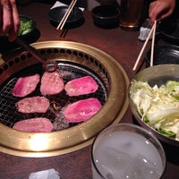 Photo taken at 焼肉 やる気 山科店 by じゅんぺ~ 。. on 7/11/2014