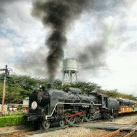 Photo taken at Umekoji Steam Locomotive Museum by じゅんぺ~ 。. on 10/8/2012