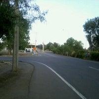 Photo taken at Cruce Villa Alegre by Hermann P. on 11/14/2012