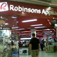 Photo taken at Robinsons Place by Shivannie G. on 1/15/2013