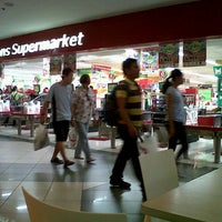 Photo taken at Robinsons Supermarket by Shivannie G. on 1/15/2013